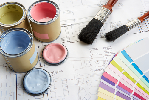 How Many Colors Can U Choose For Painting Service
