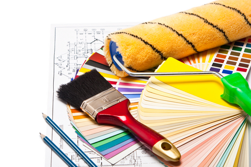 Choosing paint Color for your HDB flat